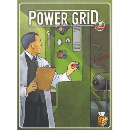 شبکه نیرو-Power Grid