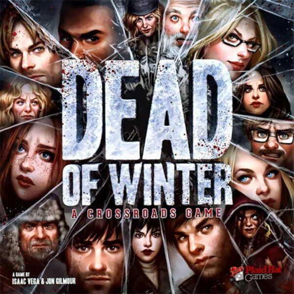 بردگیم DEAD OF WINTER(چله زمستان)