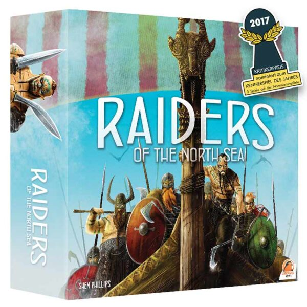 برد گیم Raiders of the North Sea